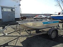 "Моторная лодка для тролинга ""Kazboat"" -28"