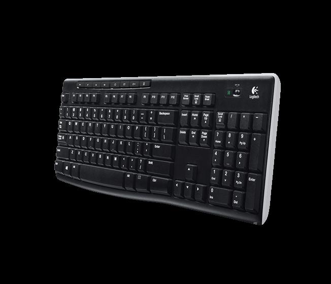 Клавиатура беспроводная Logitech K270 Wireless