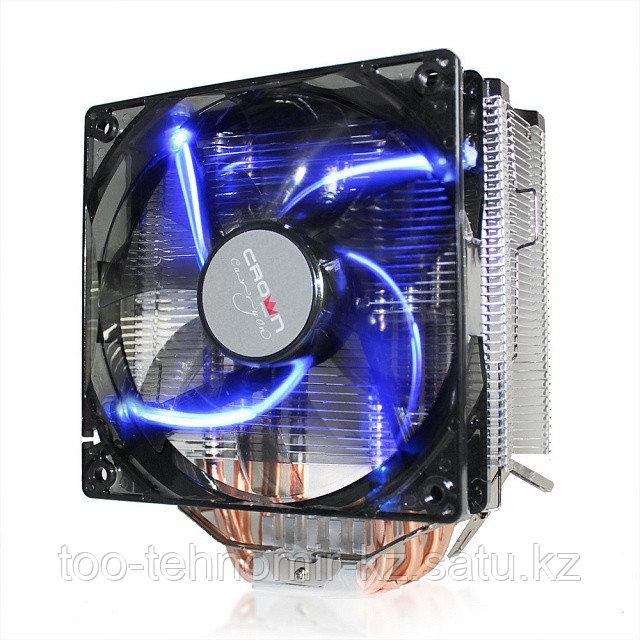Вентилятор Soc-1156/1155/1151/1150  CROWN CPU CM-5