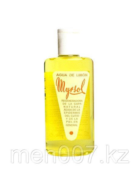 """Myrsol """"Лимон"""" (Лосьон-одеколон после бритья)"""