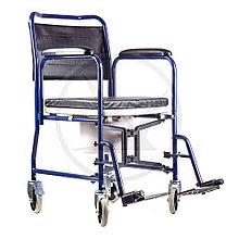 Коляcка инвалидная H032B (с сан. оснащ.)