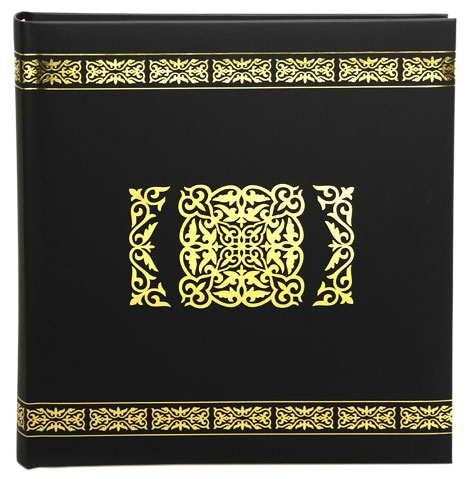 Фотоальбом с казахским орнаментом