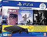 PlayStation 4 SLIM! 1TB 3 Игры