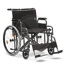Кресло инвалидное FS209 (повышенной грузоподъемности)