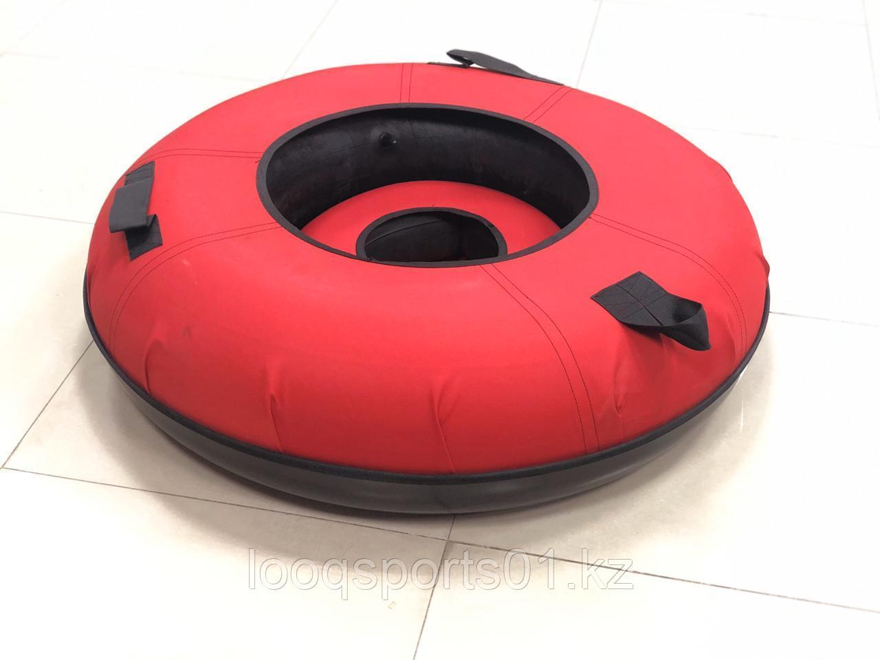 Тюбинг (круг) ватрушка надувной для катания 100см с бесплатной доставкой
