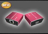Удлинители USB по UTP, FTP, SFTP MT-450FT