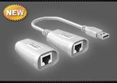 Удлинитель USB по UTP, FTP, SFTP MT-150FT