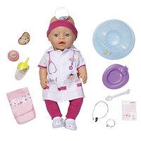 Интерактивная кукла Baby Born Врач, фото 1