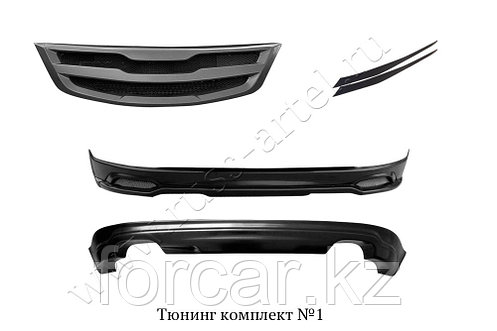 Тюнинг комплект  KIA Sportage 2010-2013, фото 2