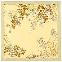 Платок «Белый шиповник», фото 1