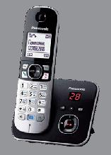 Panasonic KX-TG6821CAB DECT Телефон