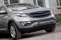 Тюнинг комплект №3 KIA Sportage 2010-2013