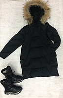 Куртки удлинённые MILAI kids на девочек