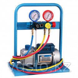 Ручная заправочная станция для кондиционеров AC-1024 standart