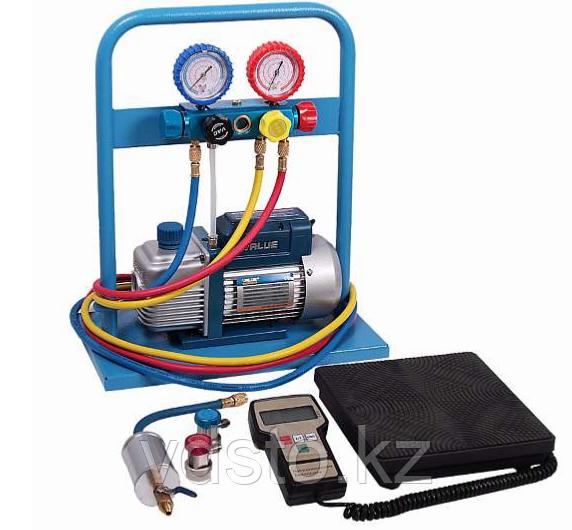 Комплект для заправки кондиционеров AC-2024 standart