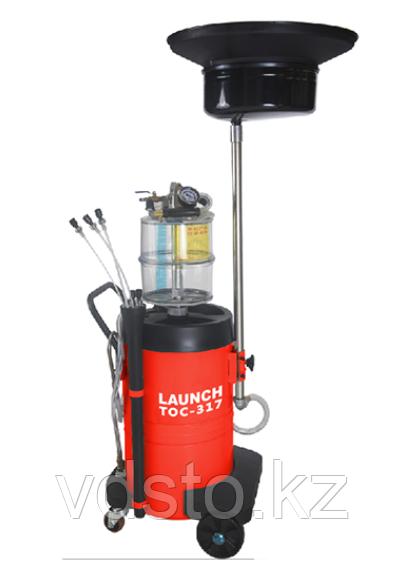 Вакуумная установка для замены масла Launch TOC-317
