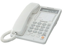 Panasonic KX-TS2365RUW Проводной телефон