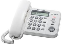 Panasonic KX-TS2356RUW Проводной телефон