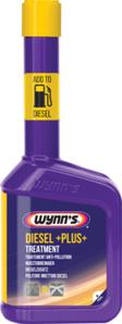 Wynn's Diesel + Plus + Treatment - это добавка для улучшения качества дизельного топлива и сгорания.