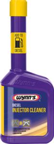 Wynn's Injector Cleaner для дизельных двигателей - это процедура, которая повышает производительность двигател