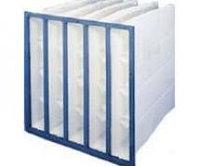 Фильтр вентиляционный класса очистки G4,  F7, F9 (EU4, EU7, EU9)