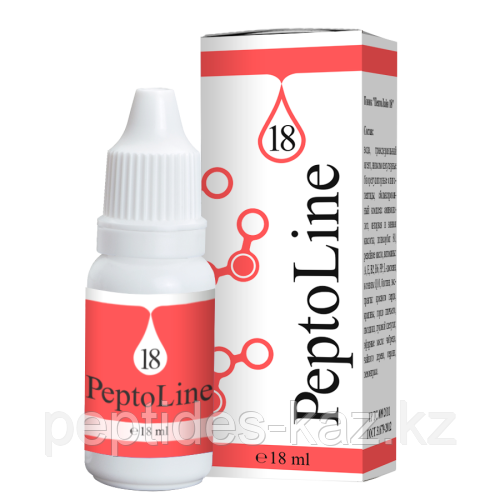 PeptoLine 18 для роста волос, пептидный комплекс 18 мл