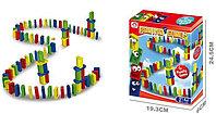 Немного помятая!!! XS 977-9 Домино настольная игра Roming Game 29*29см