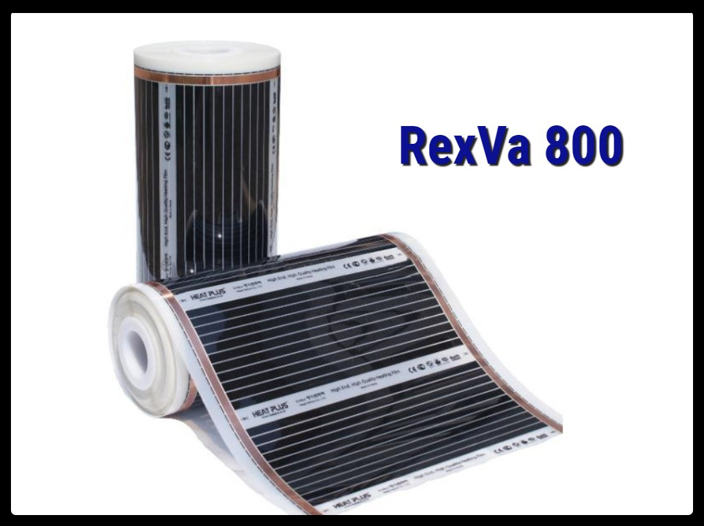 Инфракрасная нагревательная пленка RexVa 800