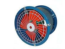 Вентиляторы радиальные и осевые