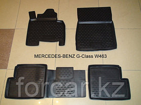 Коврики Novline в салон MERCEDES-BENZ G-Class W463 ->, фото 2