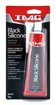 IMG 411 Клей-герметик силиконовый (чёрный)