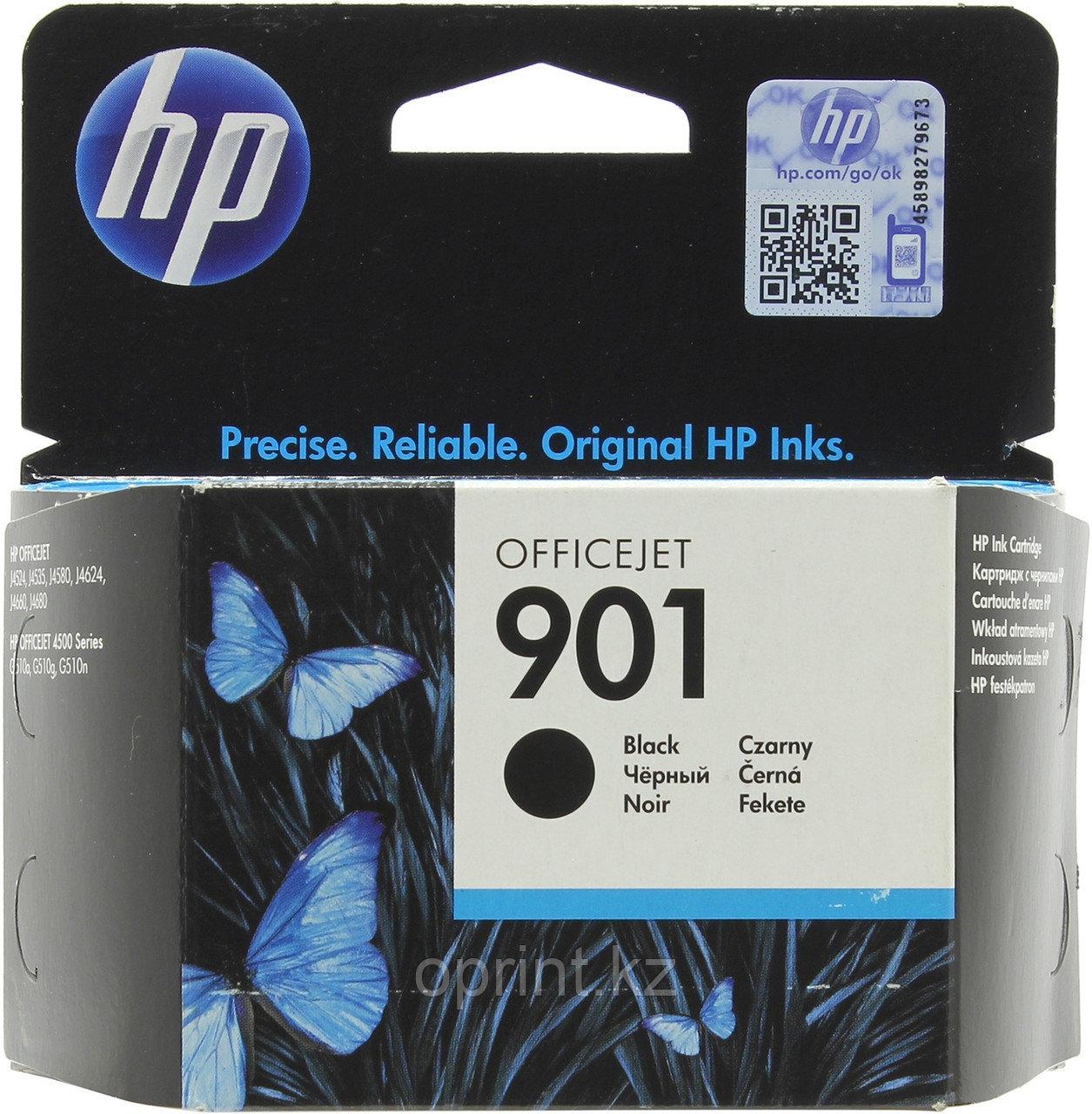 Картридж HP 901 черный