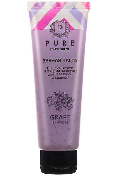 PURE by PRESIDENT / Виноград