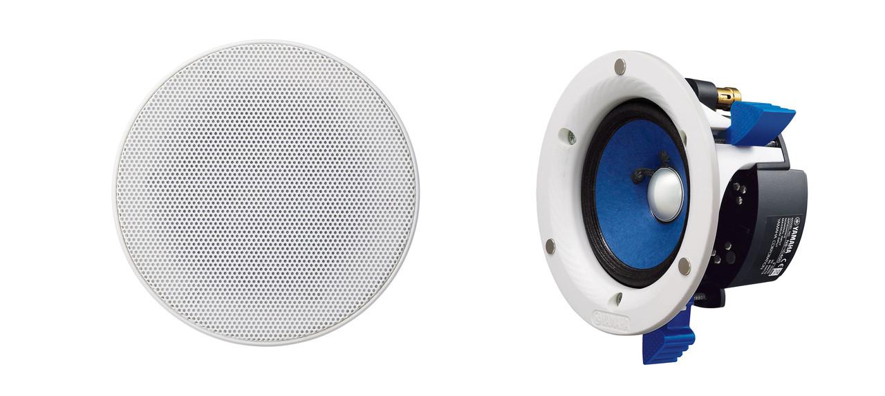 Встраиваемая и всепогодная акустика YAMAHA NS-IC400