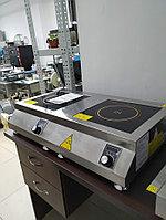 Индукционная плита двойная 5+5 кВт