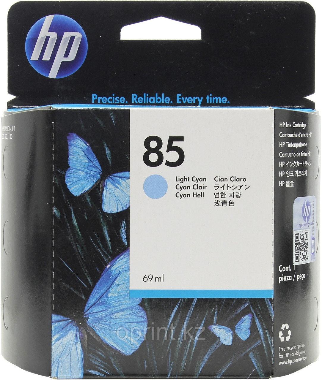 Картридж HP 85