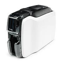Принтер пластиковых карт Zebra ZC300, фото 1