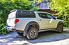 """Кунг экспедиционный """"Люкс"""" 3-дверный II поколения - Mitsubishi L200 Triton, фото 6"""
