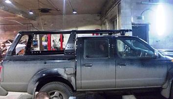 Каркас грузовой многофункциональный - Nissan NP300