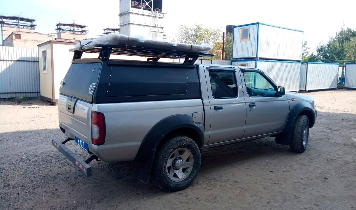 Кунг экспедиционный однодверный - Nissan NP300