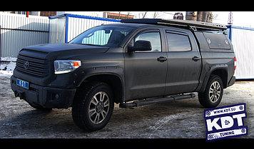 Кунг экспедиционный трехдверный - Toyota Tundra (с 2014 г.в.)