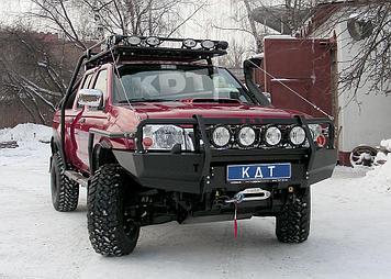 Багажник экспедиционный - Nissan NP-300