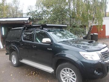 Багажник экспедиционный (2) - Toyota Hilux
