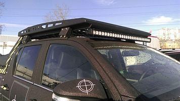 Багажник экспедиционный (3) - Toyota Hilux