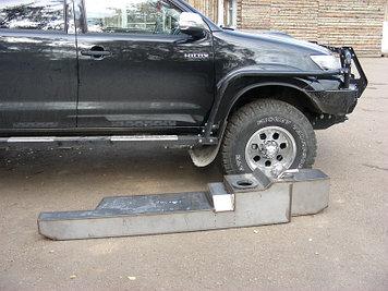 Бак топливный основной увеличенной ёмкости - Toyota HILUX