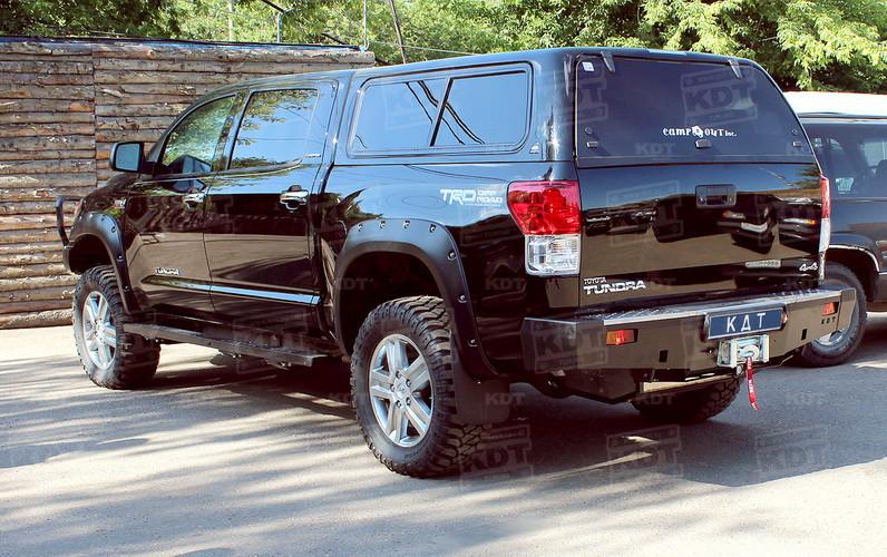 Задний силовой бампер - Toyota Tundra