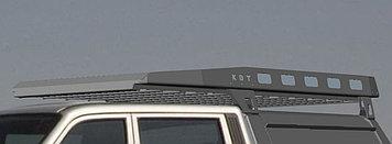Багажник алюминиевый для кунга - УАЗ Патриот