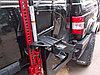 Калитка крепления запасного колеса II поколения - УАЗ Патриот, фото 3