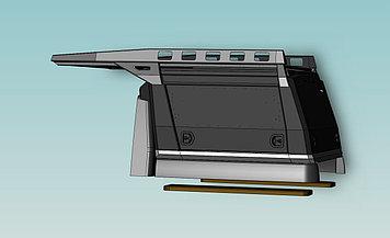 Каркас грузовой многофункциональный - УАЗ Патриот (комплектация 5)