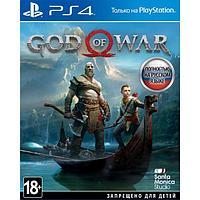 PS4  GOD OF WAR 4, фото 1